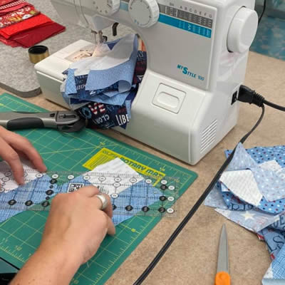 Lowery Sewing and Vacuum Classes