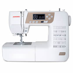 Janome 3160QDC at Lowery Sewing and Vacuum