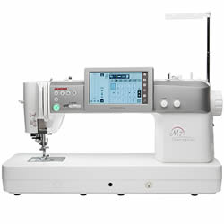 Janome M7 at Lowery Sewing and Vacuum